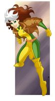 It's Rogue, Sugah by BigChrisGallery