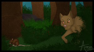ThunderClan - Forest Stalkers by Acacion