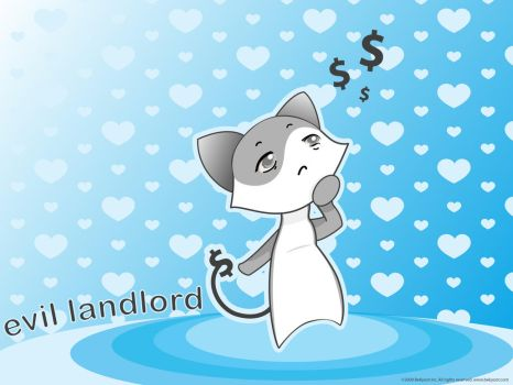 The Evil Landlord by lafhaha