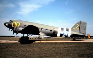 DC-3 at Thief River Falls by F16CrewChief