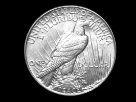 1922 Peace Dollar Wallpapers by fastz28camaro1981