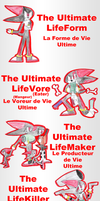 The Ultimate Life... by zigaudrey