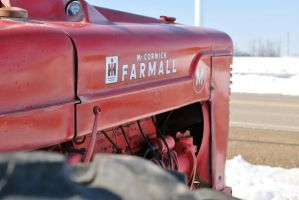 Farmall M by Blacksand459