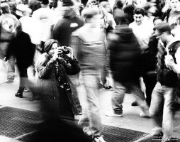 The Street Photographer by PhotographybyVictor
