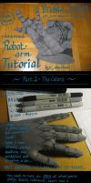 Vriska robot arm TUTORIAL 2of2 by Anniina85