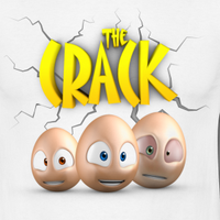 The-crack Design by gir12457