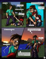 Minecraft: The Awakening Pg20 by TomBoy-Comics