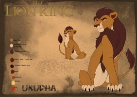 Ukupha Reference [King of the Northern Boarders] by StagetechyArt