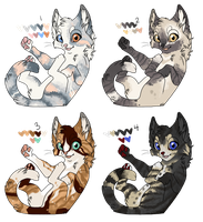 design auctions | 1 / 4 OPEN by candysprites
