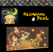 Halloween pack! by StrawberryTv