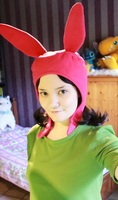 Louise Belcher by likos