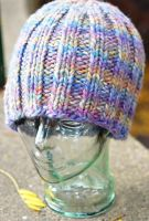 Colore Ribbed Hat by penniavaswen
