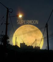 Supermoon by mclelun