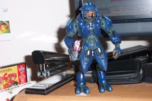 Halo Reach Elite by SoundwaveSuperior