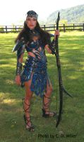 Female Armor Set pic1 by Azmal