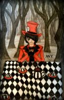 Mad Hatter by AvictoriaY