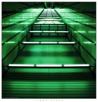 Light steps by Nightline