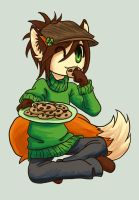St Patricks Day Cookies! by Cookei-Fox
