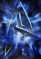 STAR TREK 2009 FILM OF YEAR by tanman1