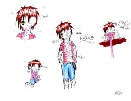 L4D: Oc William by MephilesTheCute09