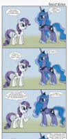 MLP-FIM Comic: Sound-Alikes by Whatpayne