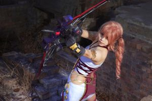 Serah Farron_Final Fantasy XIII by AMPLE-COSPLAY