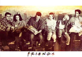 Friends (Poster) by ghbm