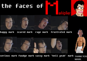 markiplier by DrainedGamer