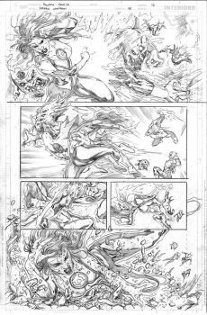 GreenLantern#05 page#12 by pansica
