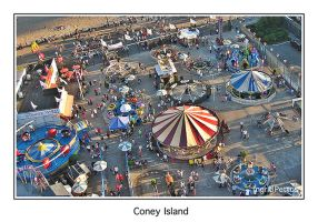 Coney Island View by dc2610