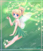 Tinkerbell by Nawal