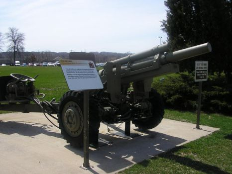 XM124E2 Howitzer by TAHU18