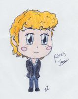 Patrick Jane chibi first attempt by ChainOfLight