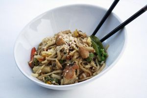 Chicken Pad Thai 2 by laurenjacob