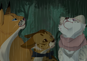 he gives us the rains (Theron AC) by rattarie
