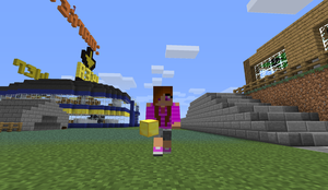 me in minecraft by lipazzaner