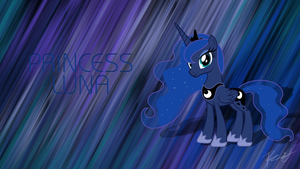 Luna Party (HD) by centerdave77