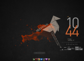 Desktop January 2012 by haxman27