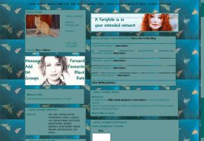 Tori Amos for MySpace 10 by musicalcat