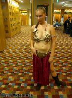 Princess Leia Slave Girl 1 by Insane-Pencil