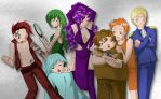 Seven Sins - Contest Entry by Mysticbynd