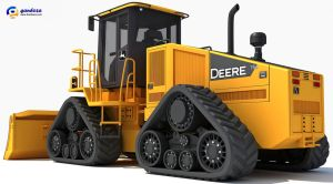John Deere High Speed Dozer by Gandoza