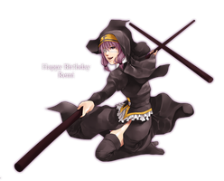 Happy Birthday Remi by Lilbang