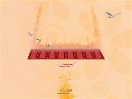 Be mosque dove by moslem-d
