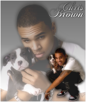 Chris Brown Blend 2 by dj-08