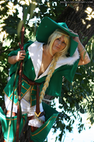 COSPLAY: Yunan by regzo
