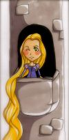 Tangled by JustPlainCharming
