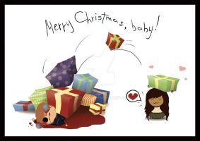Baby Christmas by JKGamba