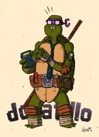 Donatello by stayte-of-the-art