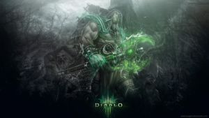 Diablo  Wallpaper by iEvgeni